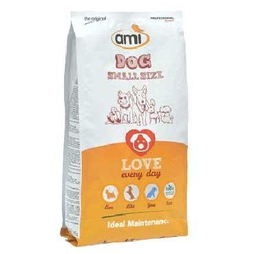 AMI DOG rostlinné granule 1,5kg